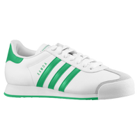 adidas Originals Samoa - Men's - White / Light Green