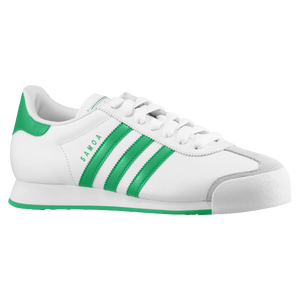 adidas Originals Samoa - Men's - White/Fairway