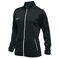 Nike Team Rivalry Jacket - Women's - Black / White