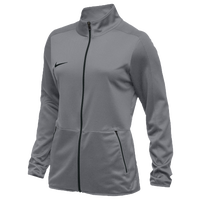 Nike Team Rivalry Jacket - Women's - Grey / Grey