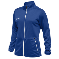 Nike Team Rivalry Jacket - Women's - Blue / Blue