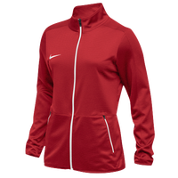 Nike Team Rivalry Jacket - Women's - Red / White
