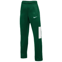 Nike Team Rivalry Pants - Women's - Dark Green / White