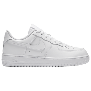 Nike Air Force 1 Low - Boys' Preschool - White/White