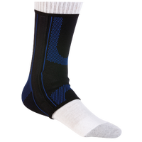Pro-Tec Gel Force Ankle Sleeve - Black / Blue