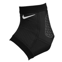 Nike Pro Combat Ankle Sleeve - Black / Grey