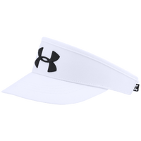Under Armour Tour Golf Visor 2.0 - Men's - White / Black