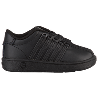 K-Swiss Classic - Boys' Toddler - All Black / Black