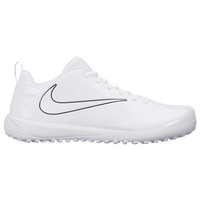 Nike Vapor Varsity Low Turf LAX - Men's - White / Black