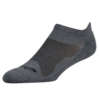 ASICS® Seamless Cushion Low 3 Pack Socks - Men's - Grey / Grey