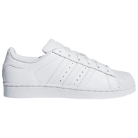 adidas Originals Superstar - Boys' Grade School - All White / White
