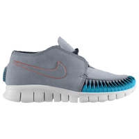 Nike Free Forward Moc 2 - Women's - Grey / Red