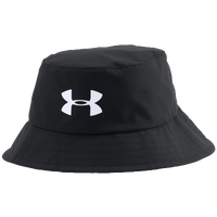 Under Armour Golf Bucket Hat - Men's - Black / White