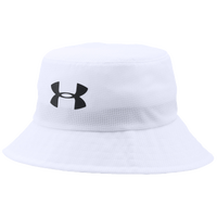 Under Armour Golf Bucket Hat - Men's - White / Black