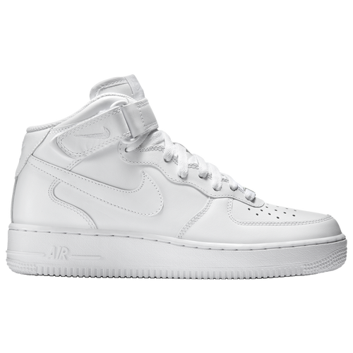 Nike Air Force 1 HI SE (White/White Gum) VILLA