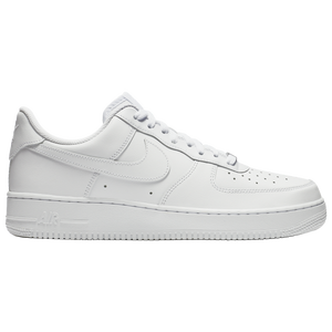 Nike Air Force 1 Low - Men's - White/White
