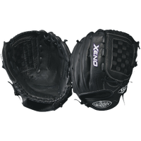 Louisville Slugger Xeno Weave Web Fastpitch Glove - Women's - Black / White