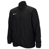 Nike Team Woven Jacket - Men's - All Black / Black