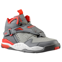 Converse Aerojam - Boys' Grade School - Grey / Red