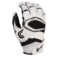 Cutters Rev Pro 2.0 Receiver Gloves - Men's - White / Black