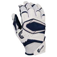 Cutters Rev Pro 2.0 Receiver Gloves - Men's - White / Navy