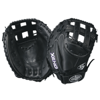 Louisville Slugger Xeno Dual Post Web FP Catcher's Mit - Women's - Black / White