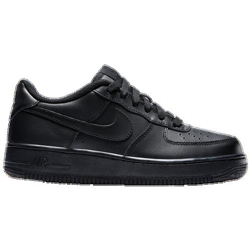 Nike Air Force One Svart