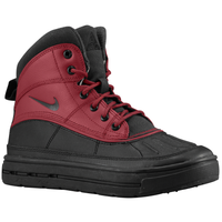Nike ACG Woodside II - Boys' Grade School - Black / Red
