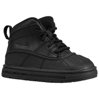 Nike ACG Woodside II - Boys' Toddler - All Black / Black