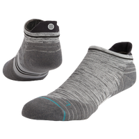 Stance Uncommon Solid Run Tab - Men's - Grey / Black