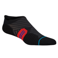 Stance Black Ice Run Tab - Men's - Black / Red