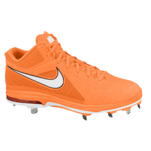 Nike Air Max MVP Elite 3/4 Metal - Men's - Total Orange/White