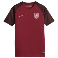 Nike Stadium Jersey - Grade School - Red / Maroon