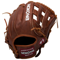 Nokona Walnut Fielder's Glove - Men's - Brown / Red