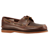 Timberland Classic 2-Eye Boat Shoes - Men's - Brown / Brown