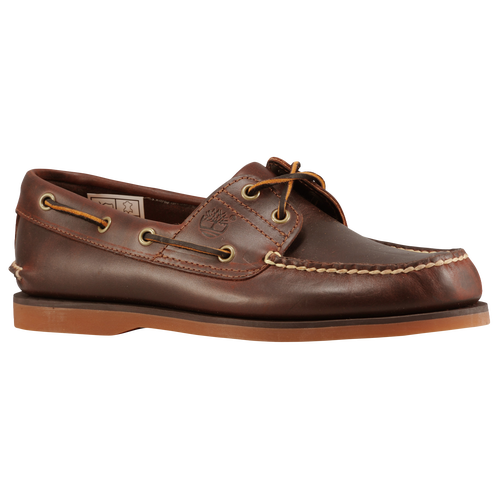Timberland Classic 3 Eye Brown Boat//Deck Shoes 76015