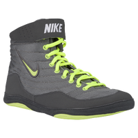 Nike Inflict 3 - Men's - Grey / Light Green