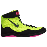 Nike Inflict 3 - Men's - Light Green / Pink