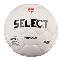 Select Royale Soccer Ball - White / Black
