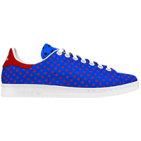 adidas Originals Stan Smith - Men's - Blue / Red