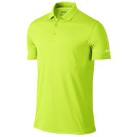 Nike Victory Solid Golf Polo - Men's - Light Green / Light Green