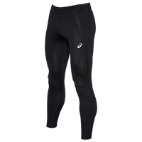 ASICS® Essentials Tights - Men's - Black / Black