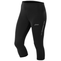 ASICS� Knee Tights - Women's - Black / Black