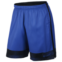 Nike Strike GPX Long Woven Short WZ 2 - Men's - Blue / Black