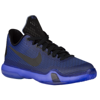 Nike Kobe X Elite - Boys' Grade School - Kobe Bryant - Black / Purple