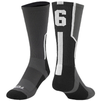 Twin City Player ID Custom Number Crew Socks - Men's