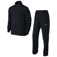 Nike Team Storm-Fit Rain Suit - Men's - Black / Silver