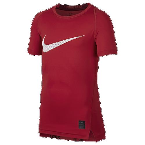 Nike Pro Hypercool Compression S S Top Boys 39 Grade