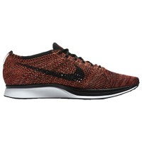 Nike Flyknit Racer - Men's - Red / Black
