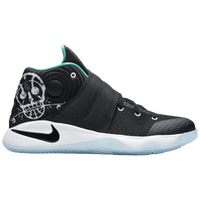 Nike Kyrie 2 - Boys' Grade School -  Kyrie Irving - Black / Light Green